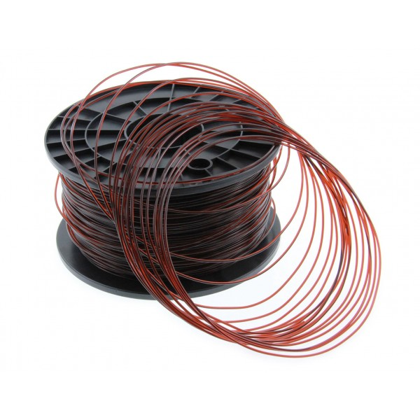 fil filament imprimante 3d pla mm couleur marron transparent 1kg ce rohs. Black Bedroom Furniture Sets. Home Design Ideas