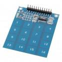 Module interrupteur sensitif capacitif 16 canaux compatible Arduino
