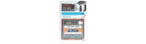 Kit nettoyage cassette VHS-CD