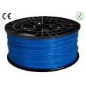 FIL imprimante 3D ABS 1.75 mm couleur BLEU FONCE 1kg CE-ROHS