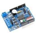 Détails sur  Shield Motor - compatible Arduino